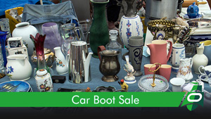 Book a Car Boot sale pitch