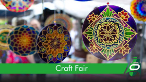 Book a Craft Fair pitch