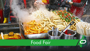 Book a Food Fair Pitch