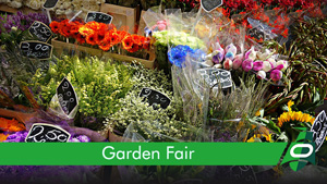 Book a Garden Fair pitch