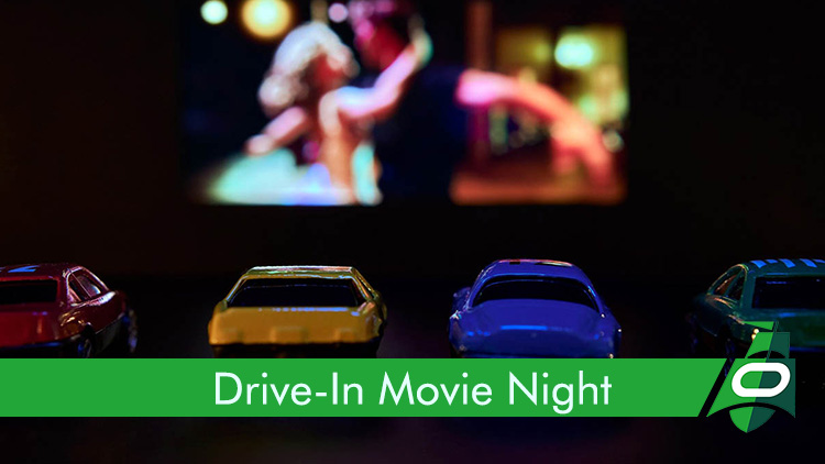 Drive in Movie Night Plymouth Arena Community Events