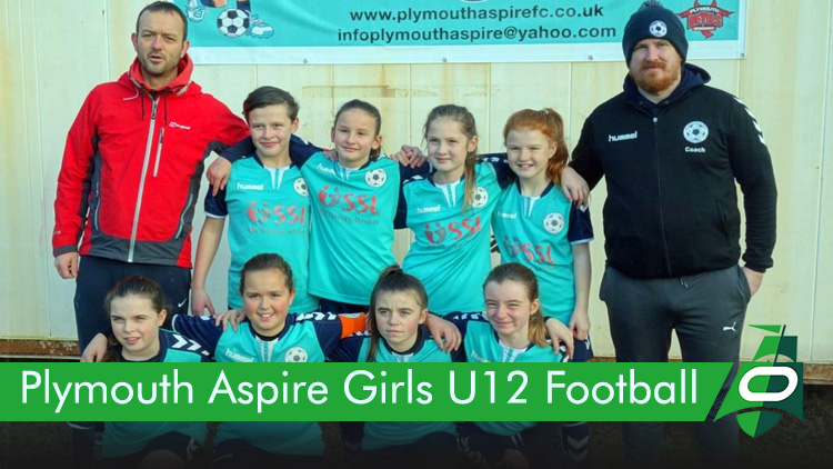 Plymouth Aspire U12s Girls Football